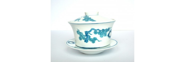 Porcelánové zhongy